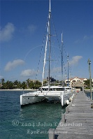 Catamarans at Pier