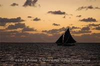 Sailboat at Sunset 3
