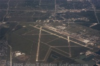 Airport Runways from the Air