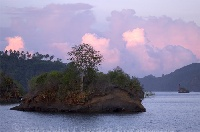 Islands Sunrise in Lembeh 2